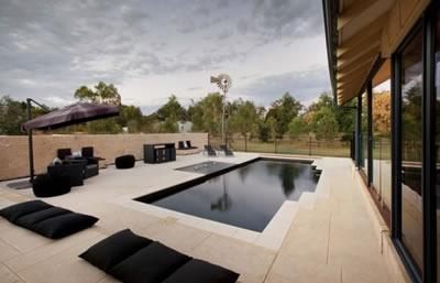 pool monaco range