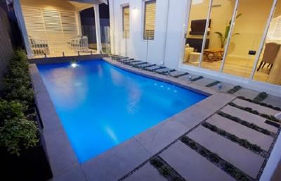 pool sahara range