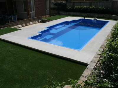Project 5 pool installations sydney metro irresistible pools spas for Swimming pool treatment options